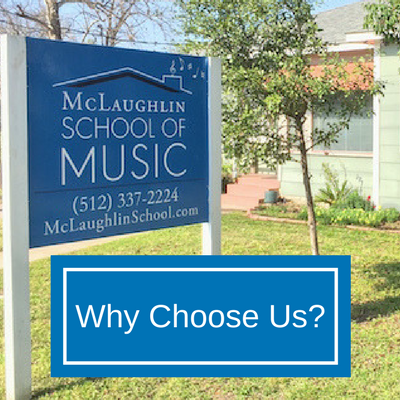Why Choose our Music Lessons
